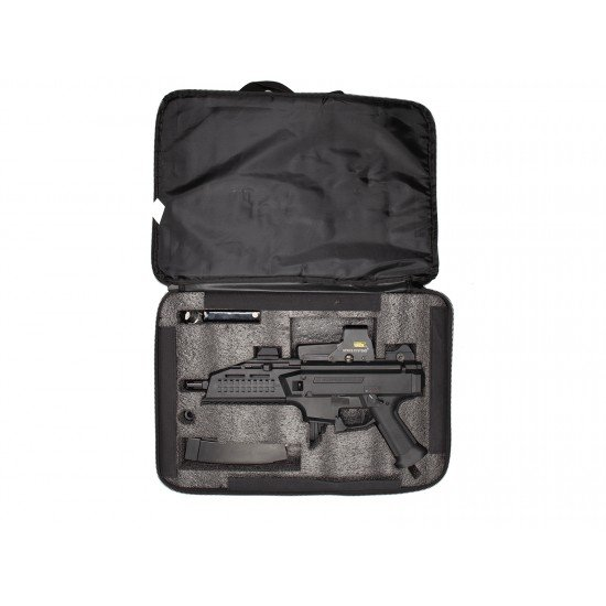 CZ Scorpion EVO 3 A1 bag with custom foam inlay