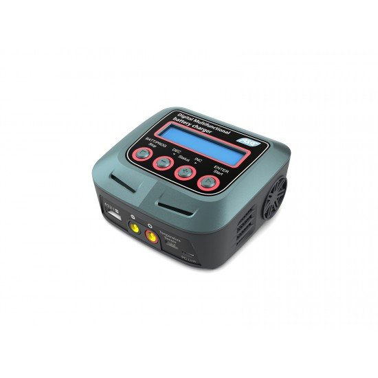 Auto-stop Digital Multifunctional Charger UK