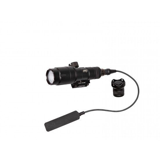 Strike Systems Tactical Flashlight Black