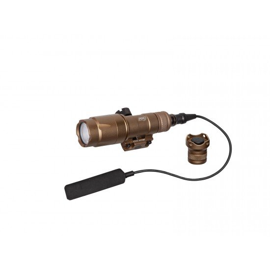 Strike Systems Tactical Flashlight Tan
