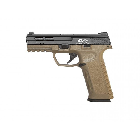 ICS XAE pistol gas blow back - Dual Tone Black Slide