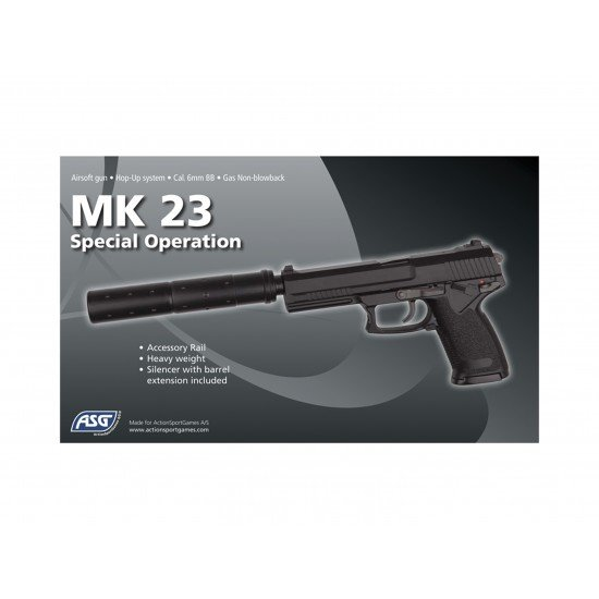 MK23 Special Operations Pistol