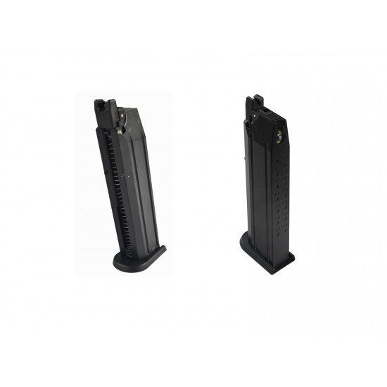 ICS ALPHA/XAE gas magazine