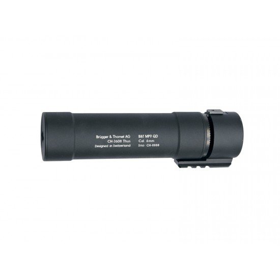 B&T MP9 QD Barrel extension tube
