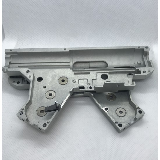ASG Scorpion Evo Gearbox Shell with Bushings and ARL Mod (2018 Shell)