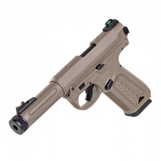ACTION ARMY AAP-01 GBB PISTOL - FDE