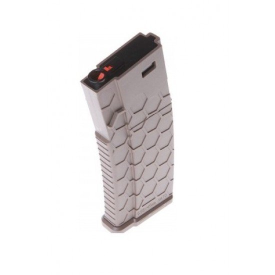 Nuprol L Hexmag style 130 round m4 -Tan