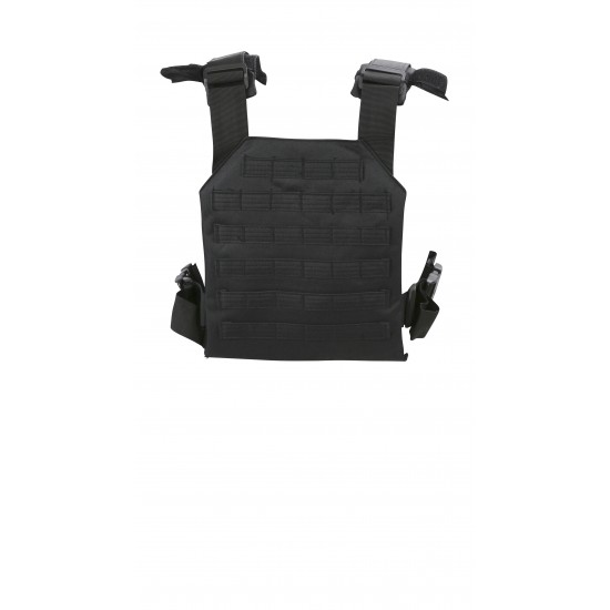 Spartan Plate Carrier - Black