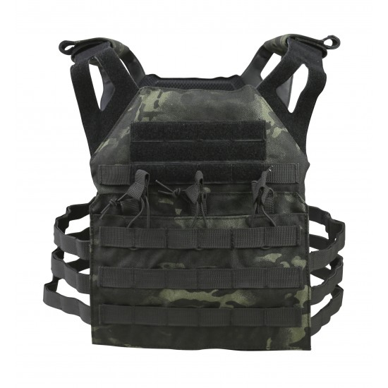 Spec-Ops Jump Plate Carrier - BTP Black