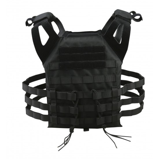 Spec-Ops Jump Plate Carrier - Black
