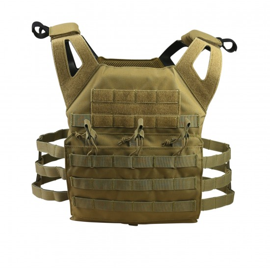 Spec-Ops Jump Plate Carrier - Coyote