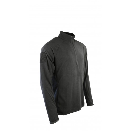 Alpha Mid-Layer Fleece - Black