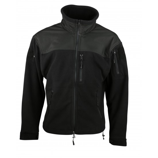 Defender Tactical Fleece - Black