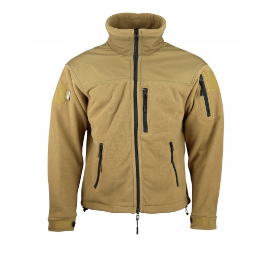 Defender Tactical Fleece - Coyote
