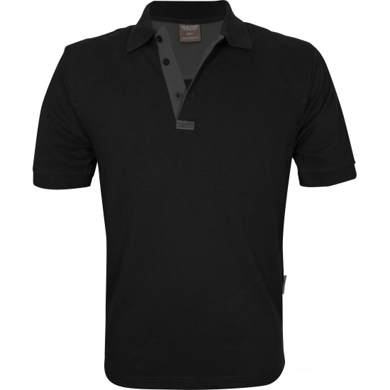 Sporting Polo Shirt - Black