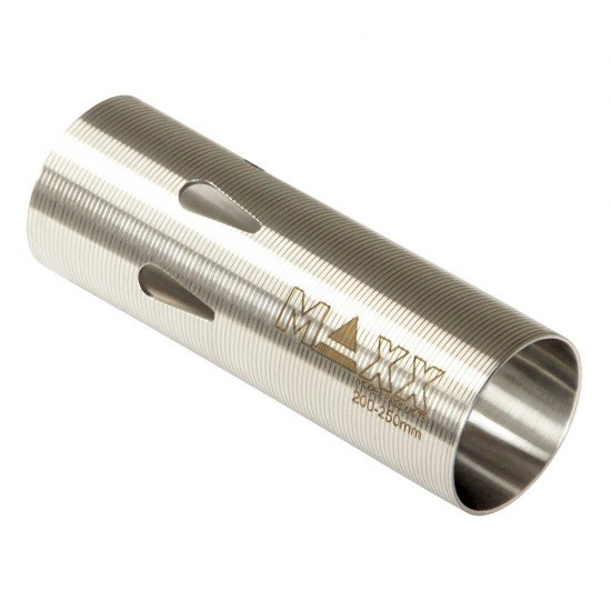 Maxx CNC Hardened Stainless Steel Cylinder - TYPE E (200 - 250mm)