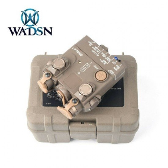 Wadsn DBAL-A2 Aiming Devices Red&IR Laser - FDE