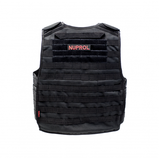 NP PMC PLATE CARRIER - BLACK