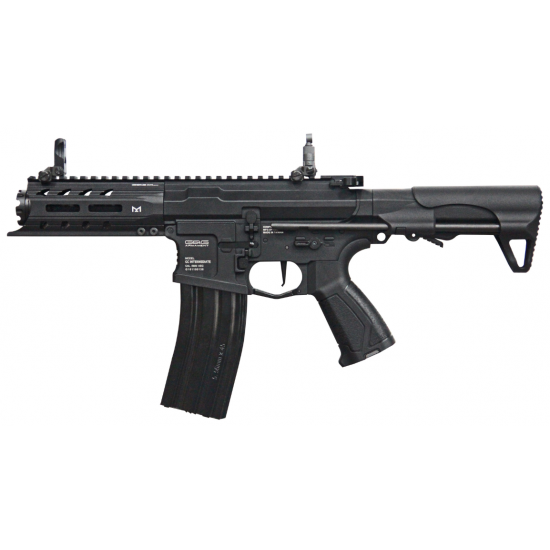 G&G ARMAMENT COMBAT MACHINE ARP-556 - BLACK