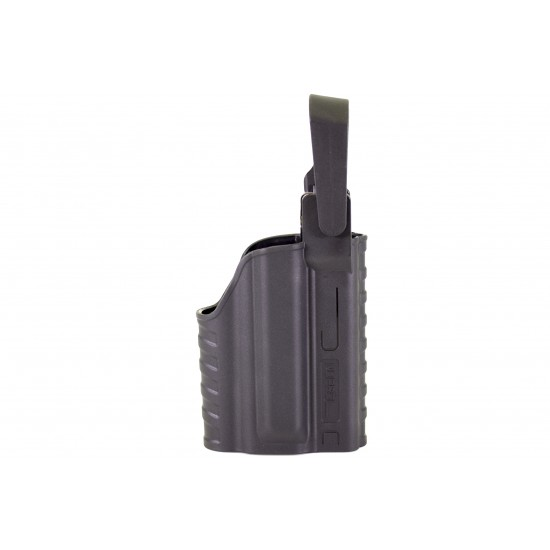 NP EU SERIES LIGHT BEARING HOLSTER - BLACK
