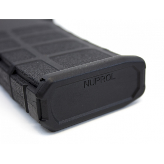 NUPROL N-MAG FLASH MAG 300RND - BLACK