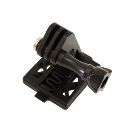 NP ACTION CAMERA HELMET MOUNT - BLACK