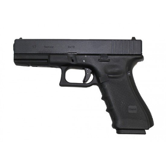 WE EU17 (G17) GEN 4 PISTOL-BLACK