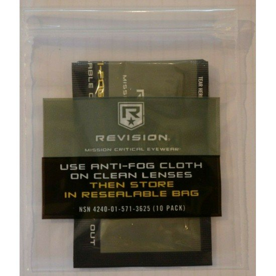 Revision Anti-Fog Wipe