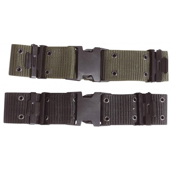 Quick Release Pistol Belt