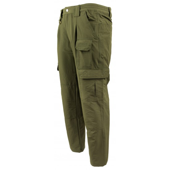 Stretch Pants Green