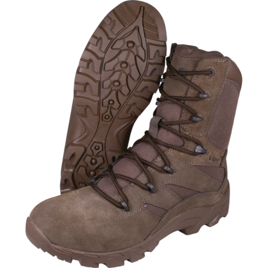 Covert Boots Brown