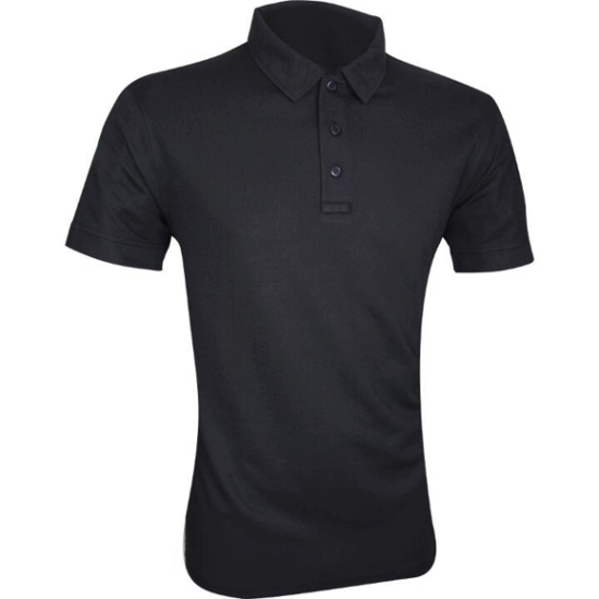 Tactical Polo Shirt - Black
