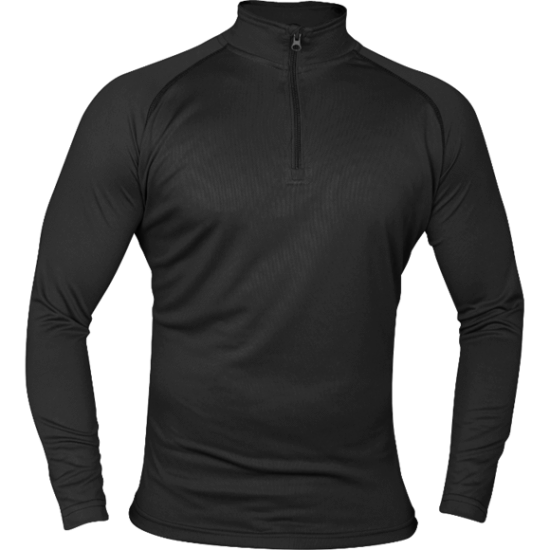 Mesh-tech Armour Top Black