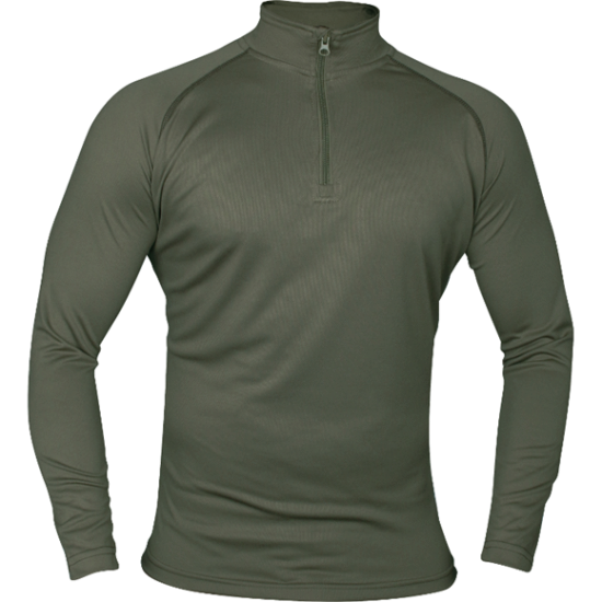Mesh-tech Armour Top Green