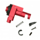 ZCI ROTARY M4 HOP-UP CHAMBER ALUMINIUM - RED