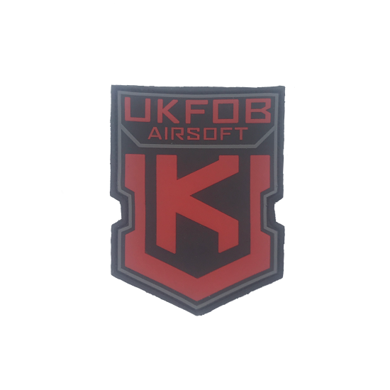 UKFOB Airsoft Patch